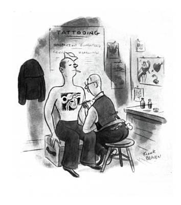 New Yorker November 15th, 1941 Art Print