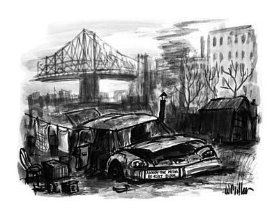 New Yorker November 16th, 1992 Art Print