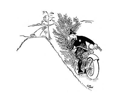 New Yorker November 1st, 1941 Art Print by Carl Rose