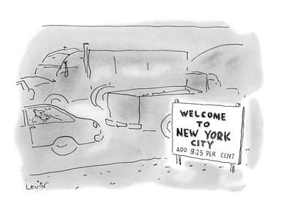 New Yorker November 1st, 1993 Art Print