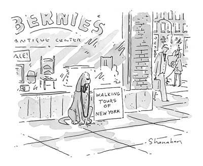 New Yorker November 23rd, 1998 Art Print