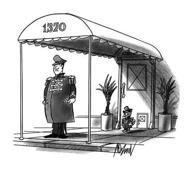 New Yorker November 27th, 1995 Art Print