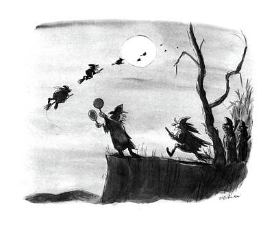New Yorker November 4th, 1985 Art Print