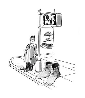 New Yorker October 12th, 1992 Art Print
