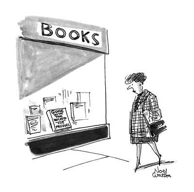 New Yorker October 14th, 1991 Art Print
