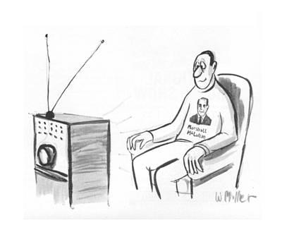 New Yorker October 15th, 1966 Art Print