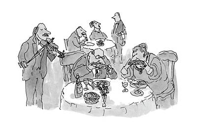 New Yorker October 18th, 1993 Art Print