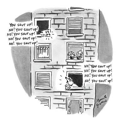 New Yorker October 18th, 1999 Art Print