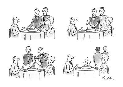 New Yorker October 19th, 1987 Art Print