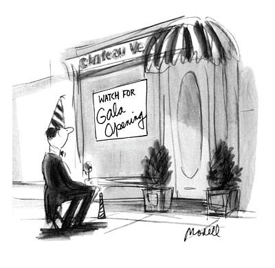 New Yorker October 22nd, 1979 Art Print