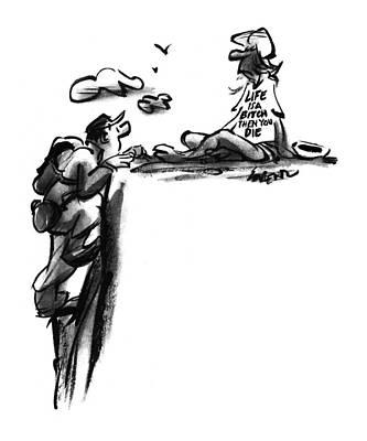 New Yorker October 31st, 1994 Art Print
