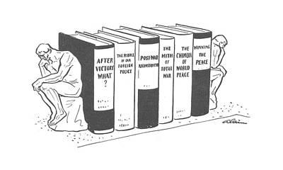 New Yorker October 9th, 1943 Art Print