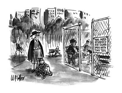 New Yorker September 11th, 1995 Art Print