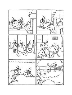 New Yorker September 13th, 1941 Art Print