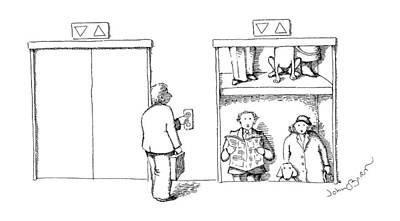 New Yorker September 14th, 1987 Art Print