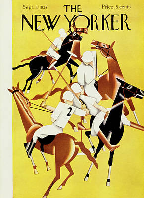 2 Painting - New Yorker September 2 1927 by Theodore G. Haupt