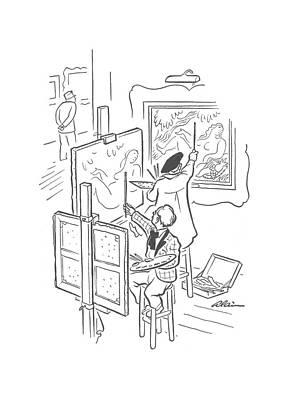 New Yorker September 21st, 1940 Art Print