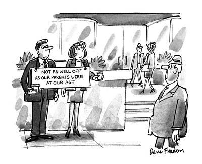 New Yorker September 21st, 1992 Art Print