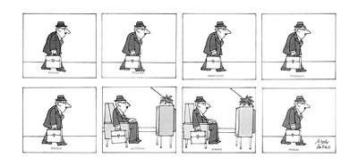 New Yorker September 22nd, 1986 Art Print by Joseph Farris