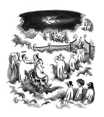 New Yorker September 26th, 1994 Art Print