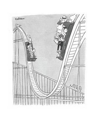 New Yorker September 2nd, 1944 Art Print