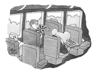 New Yorker September 4th, 1995 Art Print