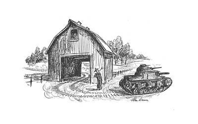 New Yorker September 5th, 1942 Art Print by Alan Dunn
