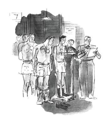 New Yorker September 5th, 1942 Art Print
