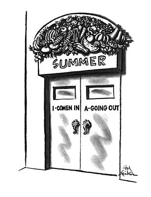 New Yorker September 5th, 1994 Art Print