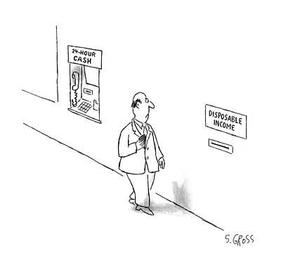 New Yorker September 8th, 1997 Art Print