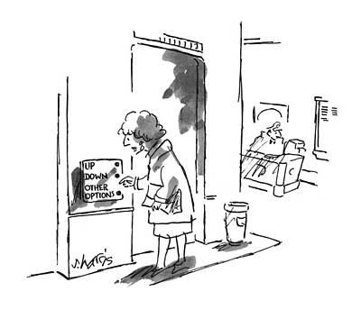 New Yorker September 9th, 1996 Art Print