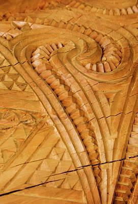 Maori Wall Art - Photograph - New Zealand, Rotorua by Jaynes Gallery