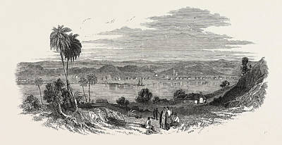 New Zealand Drawing - New Zealand Wanganui, The Scene Of The Late Conflict by New Zealand School