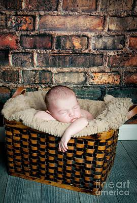 Photograph - Newborn by Alana Ranney