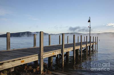 Newfound Lake -  Bristol New Hampshire Art Print by Erin Paul Donovan
