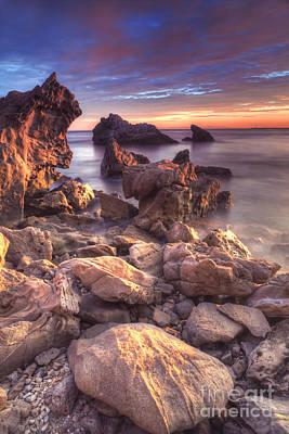 Soulful Photograph - Newport Vista by Marco Crupi