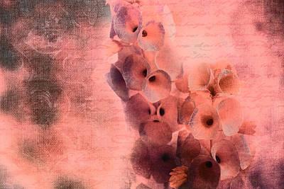 News From Afar Art Print by Bonnie Bruno