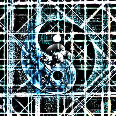 Digital Art - Nexus Transition by Steven Murphy