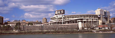 Knox County Photograph - Neyland Stadium In Knoxville by Panoramic Images