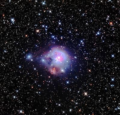 Star Formation Photograph - Ngc 2282 Nebula by Adam Block/mount Lemmon Skycenter/university Of Arizona