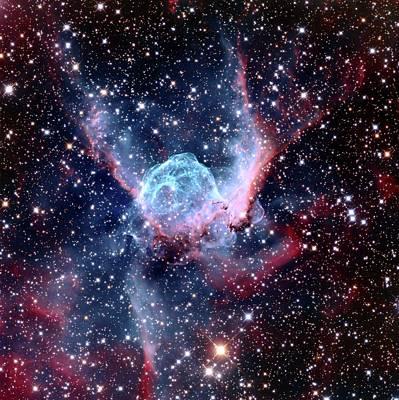 Ngc 2359 Nebular Print by Adam Block/mount Lemmon Skycenter/university Of Arizona