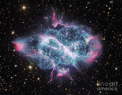 Sean - Ngc 5189, Planetary Nebula In Musca by Robert Gendler