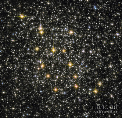 Photograph - Ngc 6362 Globular Cluster by Roberto Colombari