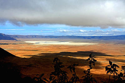 Photograph - Ngorongoro Crater by Aidan Moran