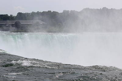 Photograph - Niagara Falls 3 by Kume Bryant
