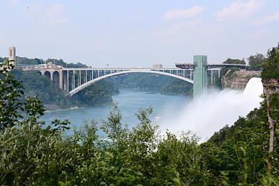 Photograph - Niagara Falls 4 by Kume Bryant