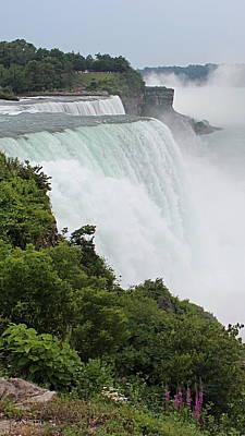 Photograph - Niagara Falls 5 by Kume Bryant