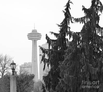 Photograph - Niagara Falls by Al Fritz
