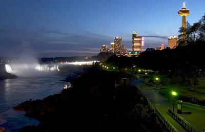 Photograph - Niagara Falls Canada by Bob Pardue