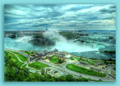 Photograph - Niagara Falls Canada by Cindy Haggerty